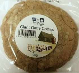 Ridings Giant Oatie Cookie 90g x12