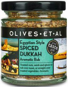 Olives Et Al Egyptian Style Spiced Dukkah Aromatic Rub 90g x6