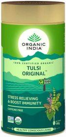 Organic India Original Tulsi Loose Tea 100g x6