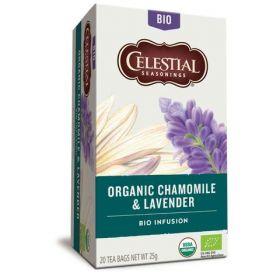 Celestial Seasonings Tea Organic Cinnamon & Cardamom 20gx6