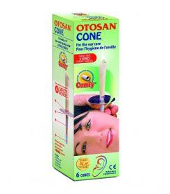 Otosan Ear Cones Family Pack 6pk x3