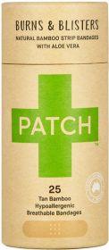 Patch Aloe Vera Adhesive Strips - 25 Tube x8