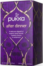 Pukka Organic After Dinner Teabags 36g (20's) x4