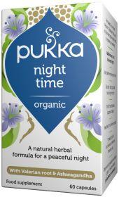 Pukka Organic Night Time (60's) x6