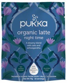 Pukka Night Time Latte 4x75g
