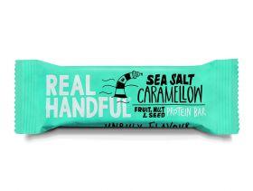 Real Handful Sea Salt Caramellow Protein Trail Bar 20x40g