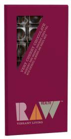 Raw Health Organic Very Cherry Dark Raw Chocolate 70g x8