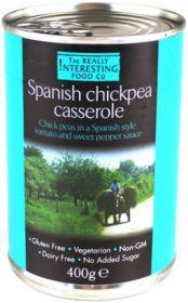 The Really Interesting Food Co. Moorish Spanish Chick Pea Casserole 400g x6
