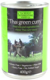The Really Interesting Food Co. Thai Green Curry 400g x6