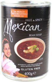The Really Interesting Food Co. Mexican Bean Soup 400g x6