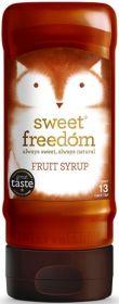 Sweet Freedom Original Natural Sweetness Fruit Syrup 350g x6