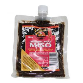 Sanchi Mugi Miso - organic 200g x6