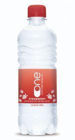One Water Still Strawberry 500ml x24