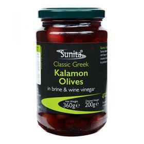Sunita Olives Kalamon Olives Jar