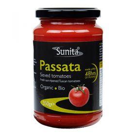 Sunita Tomato Products Organic Pomarola Sauce 350g