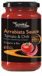 Sunita Tomato Products Organic Passata 350g