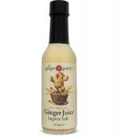 Ginger Party Organic Ginger Juice 147mlx12
