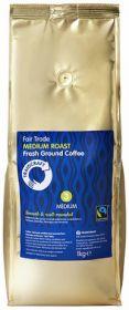 Traidcraft FT Medium R&G Coffee 1kg x1