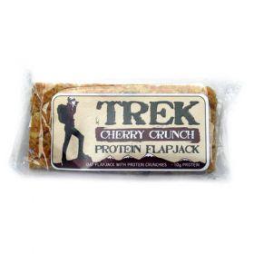 Trek Crunchy Cherry Flapjack (12x56g)