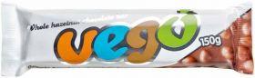 Vego Fair Trade & Organic Whole Hazelnut Chocolate Bar 150g x30