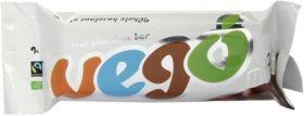 Vego Fair Trade & Organic Whole Hazelnut Mini Chocolate Bar 65g x30
