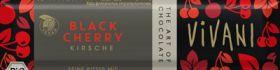 Vivani Organic Dark Black Cherry Chocolate 35g x18