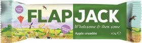 Wholebake Apple Crumble Reduced Sugar Flapjack 40g x20