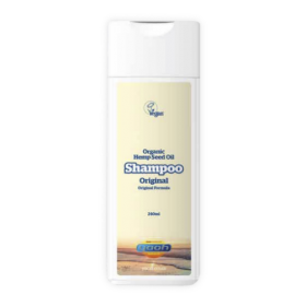 Yaoh Organic Hemp Shampoo - Original 240mlx6