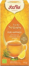 Yogi Tea Pure Happiness 44g (20's) x6
