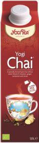 Yogi Tea Ready To Drink Chai 8 x1L